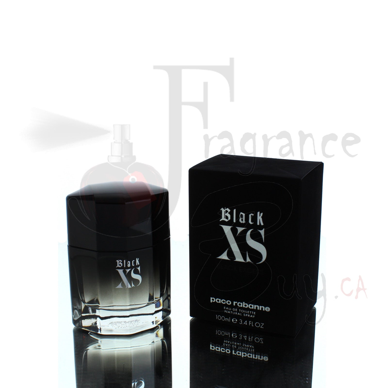 Paco Rabanne Black XS For Man