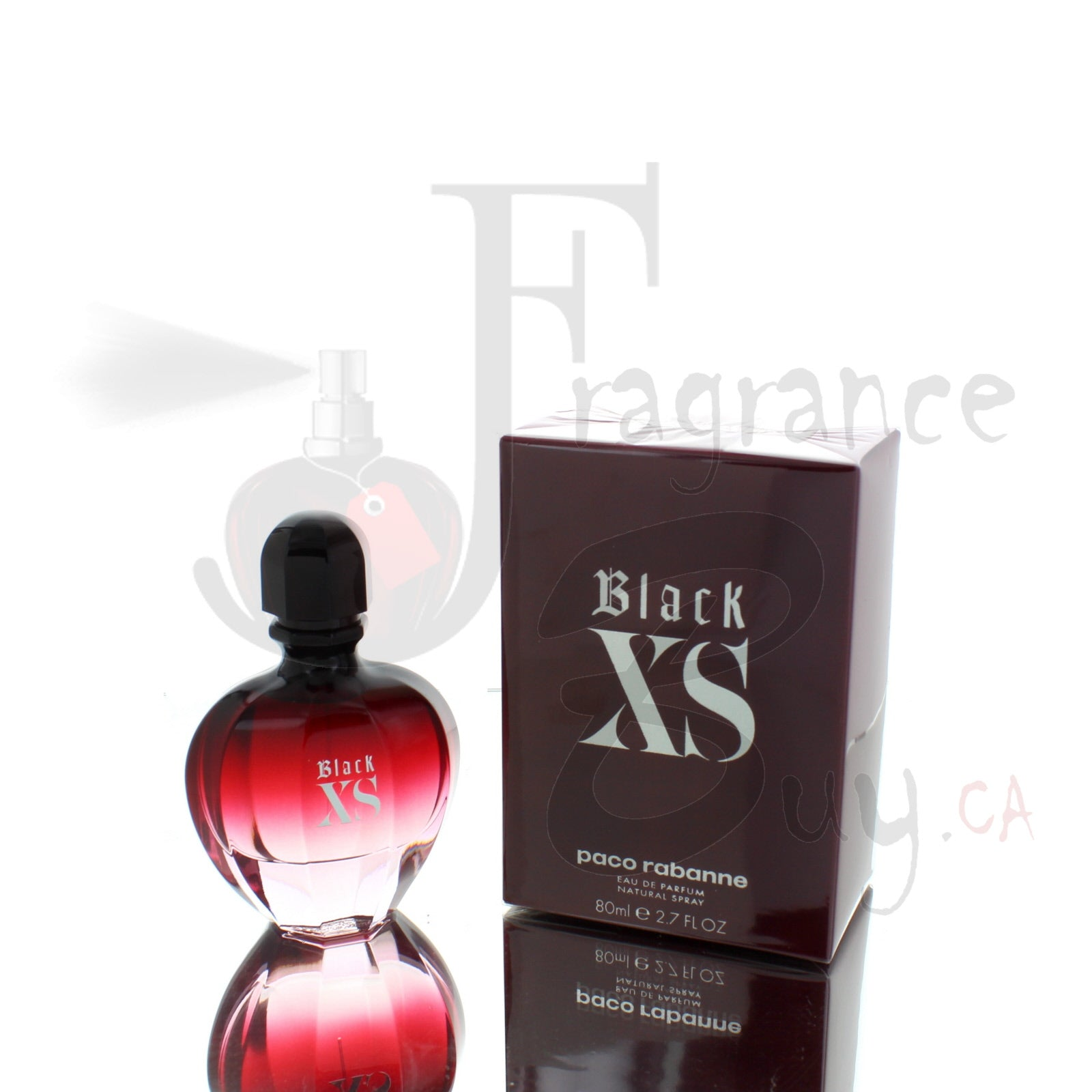 Paco Rabanne Black XS For Woman