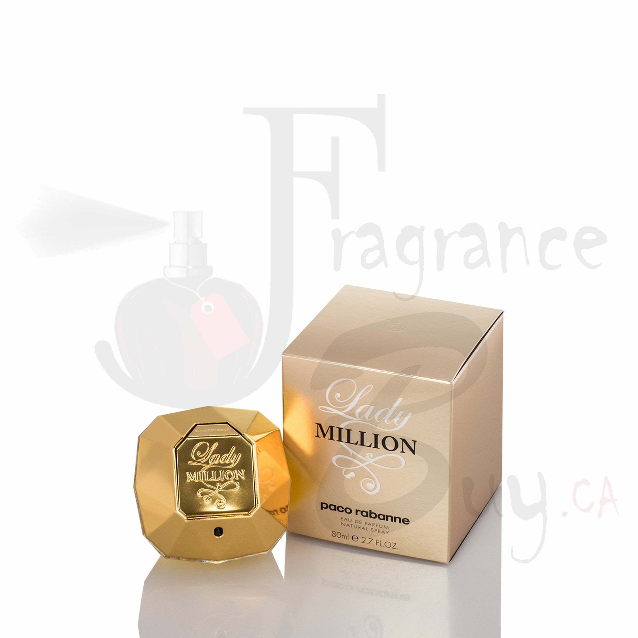 Paco Rabanne Lady Million For Woman