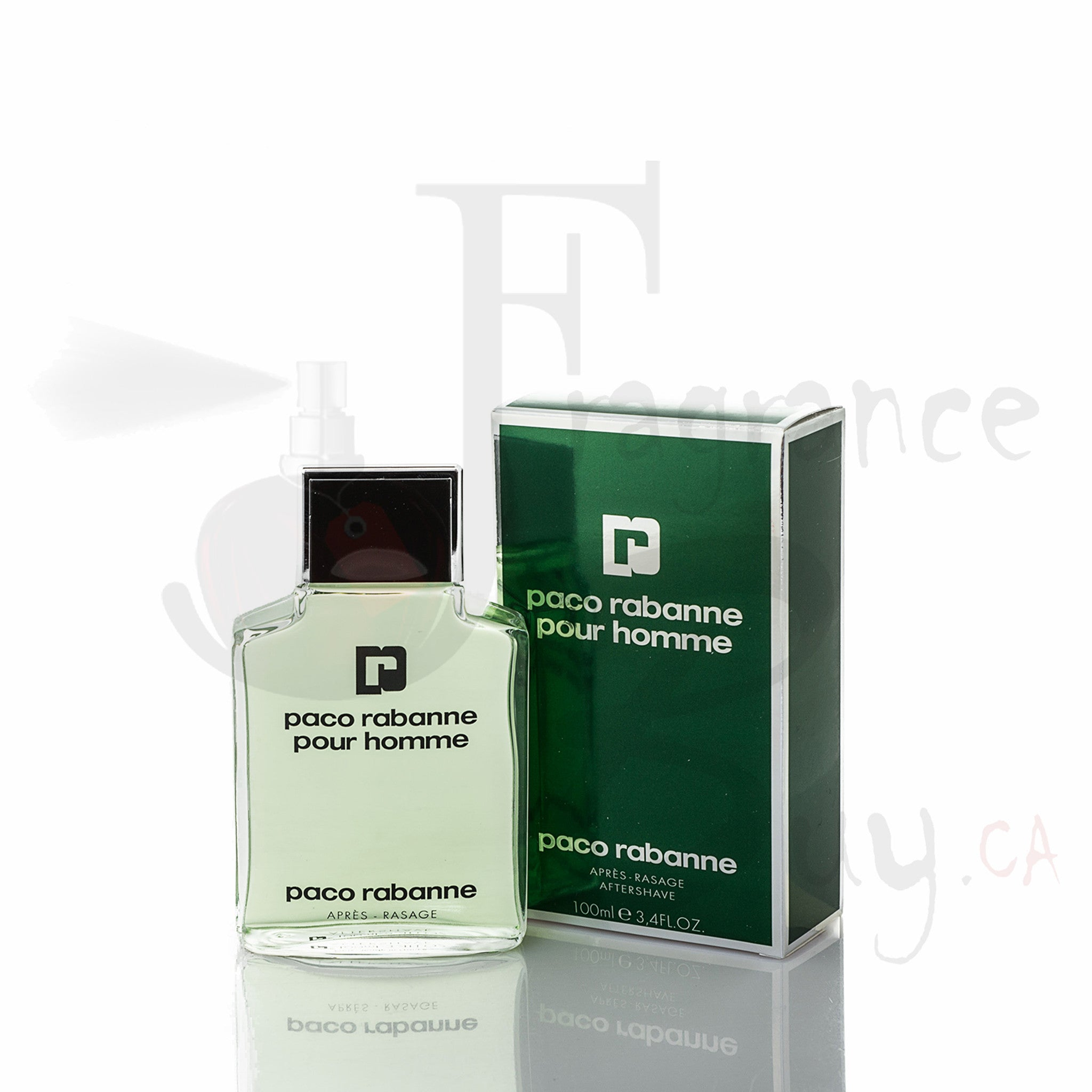 Paco Rabanne Green Man After Shave