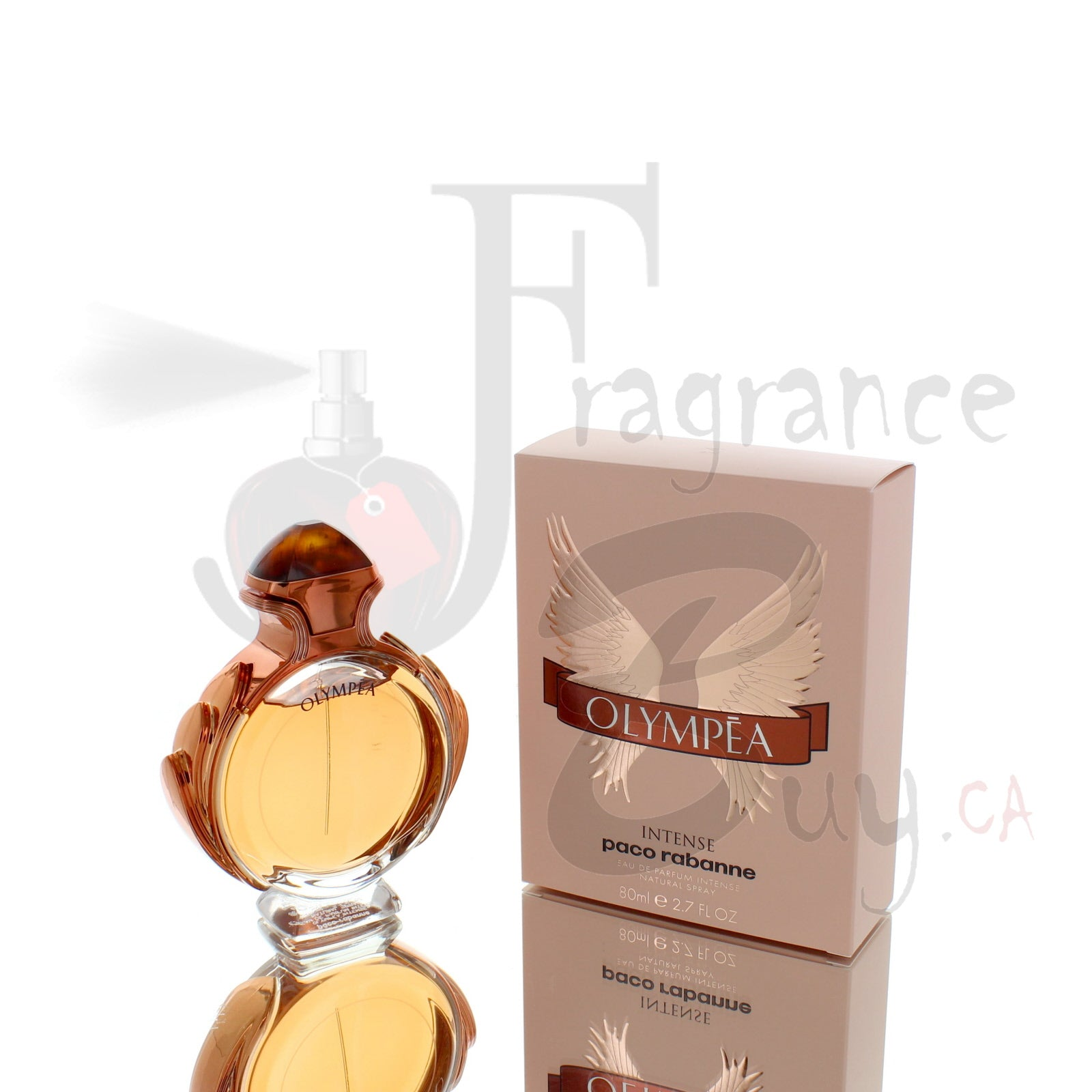 Olympea Intense by Paco Rabanne For Woman