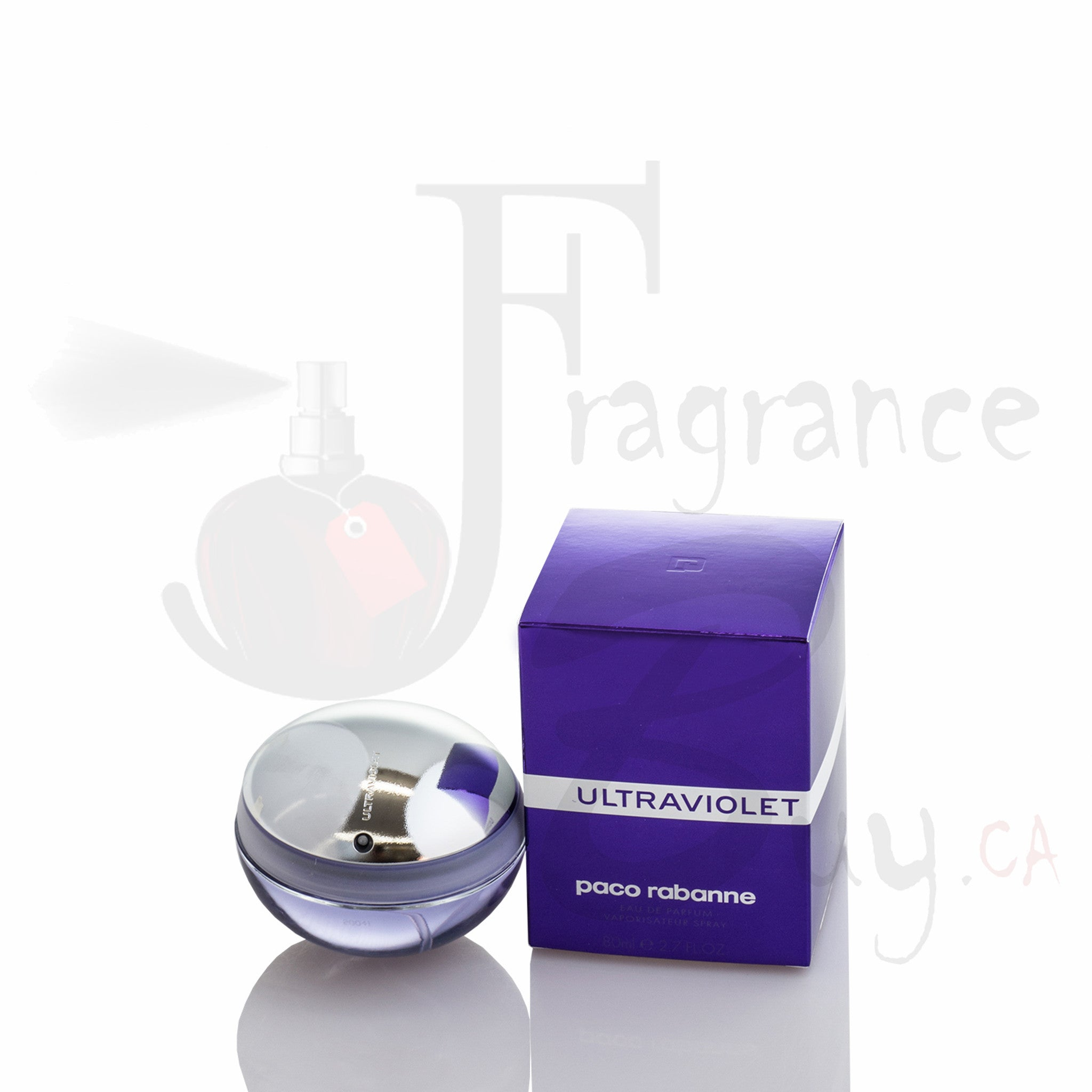 Paco Rabanne Ultraviolet For Woman