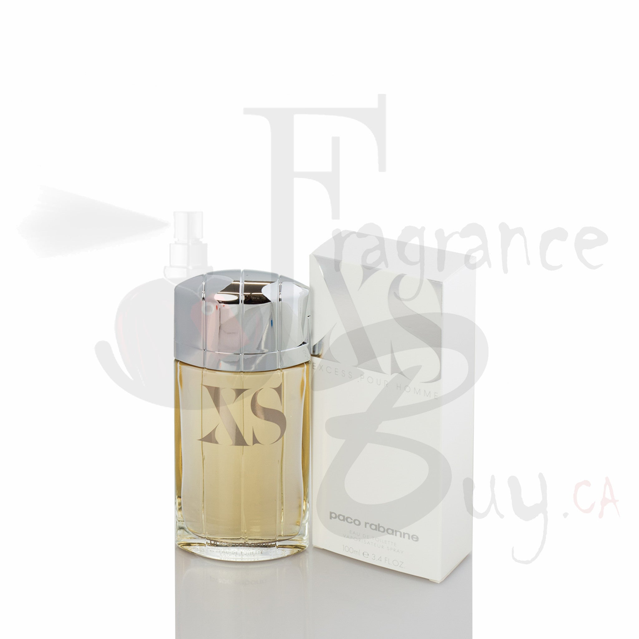 Paco Rabanne XS (White) For Man