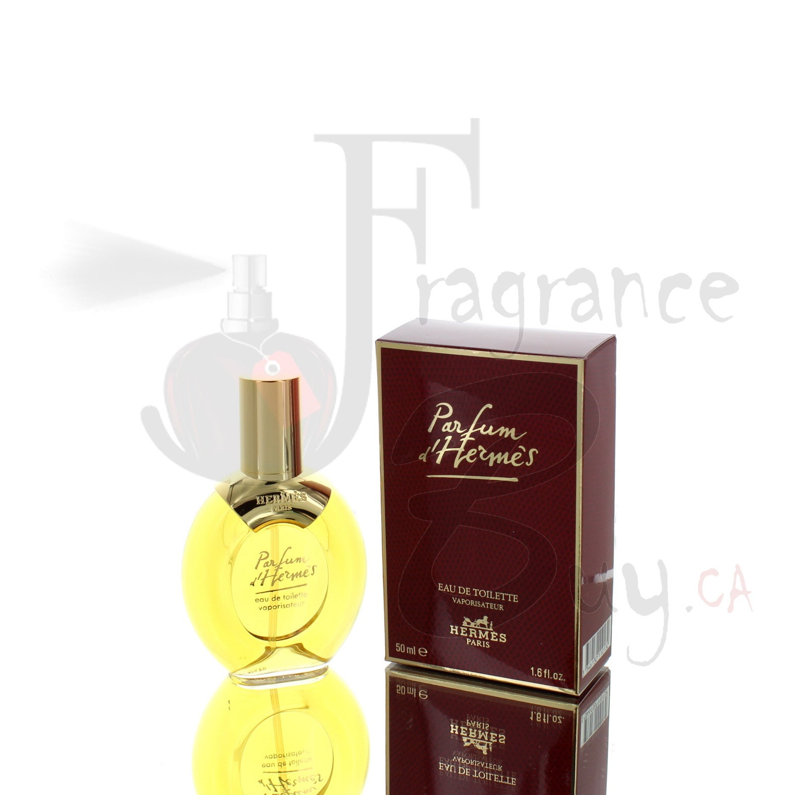 Hermes Parfum D'Hermes (Vintage) For Woman