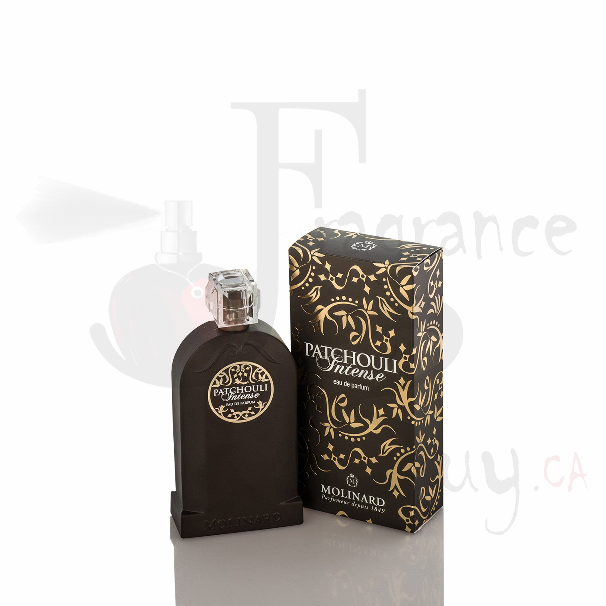 Molinard Patchouli Intense EDP For Man
