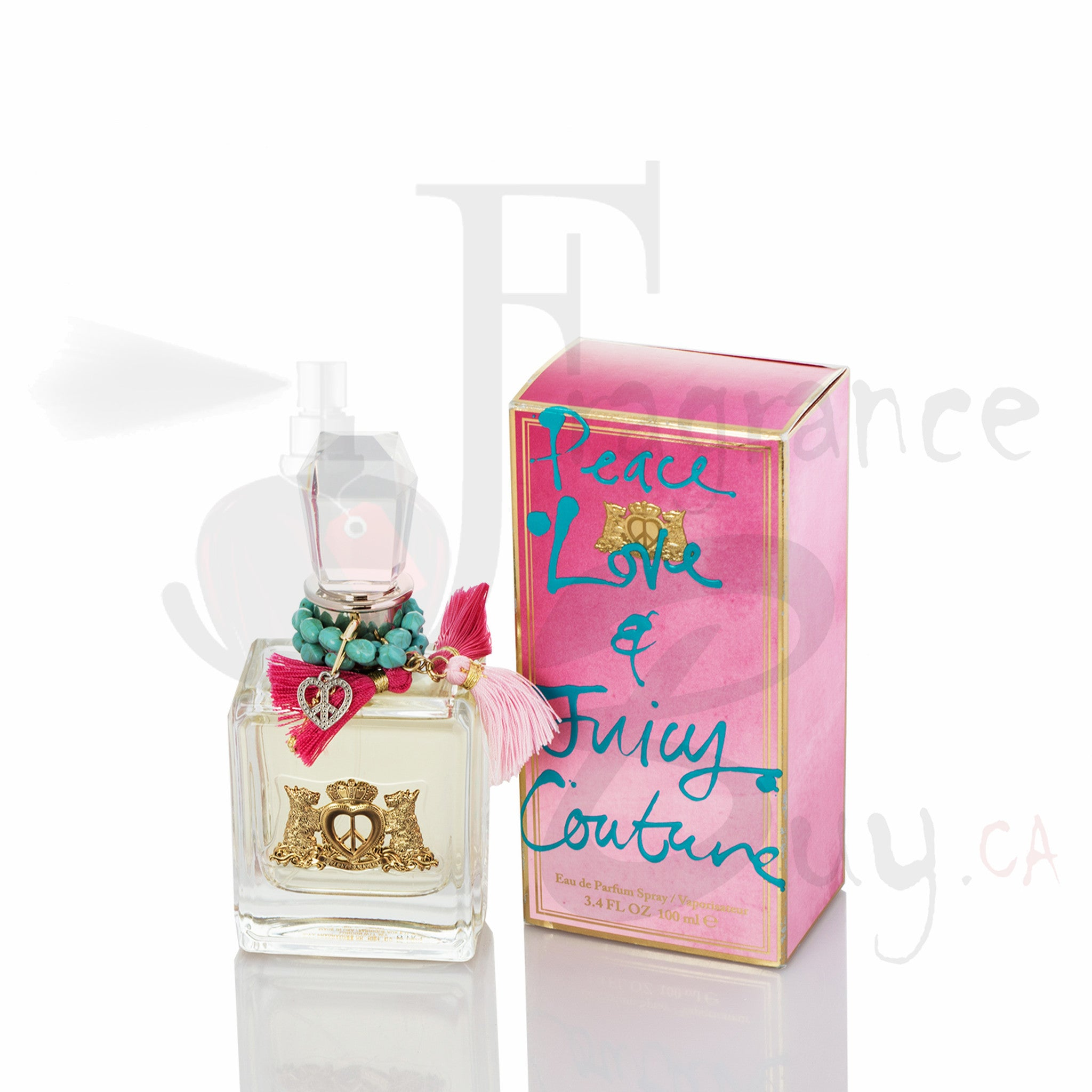 Juicy Couture Peace Love Juicy Couture For Woman