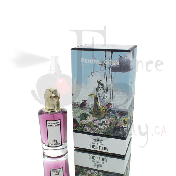 Penhaligons The Ingenue Cousin Flora For Woman