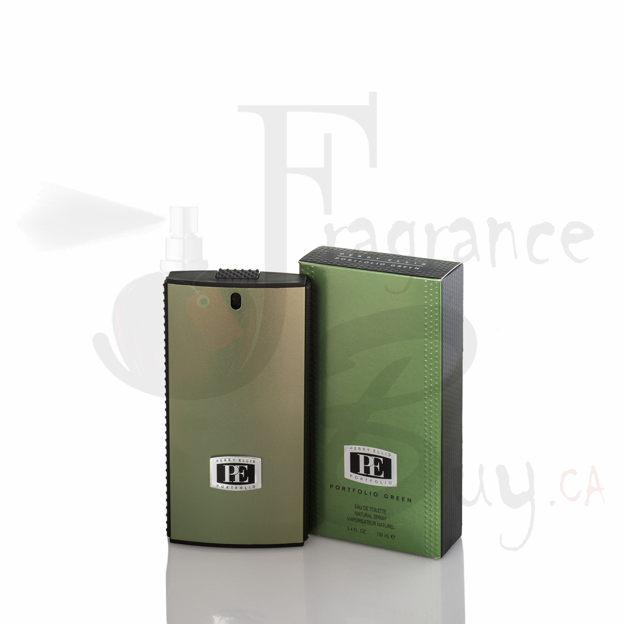 Perry Ellis Portfolio (Green) Cologne