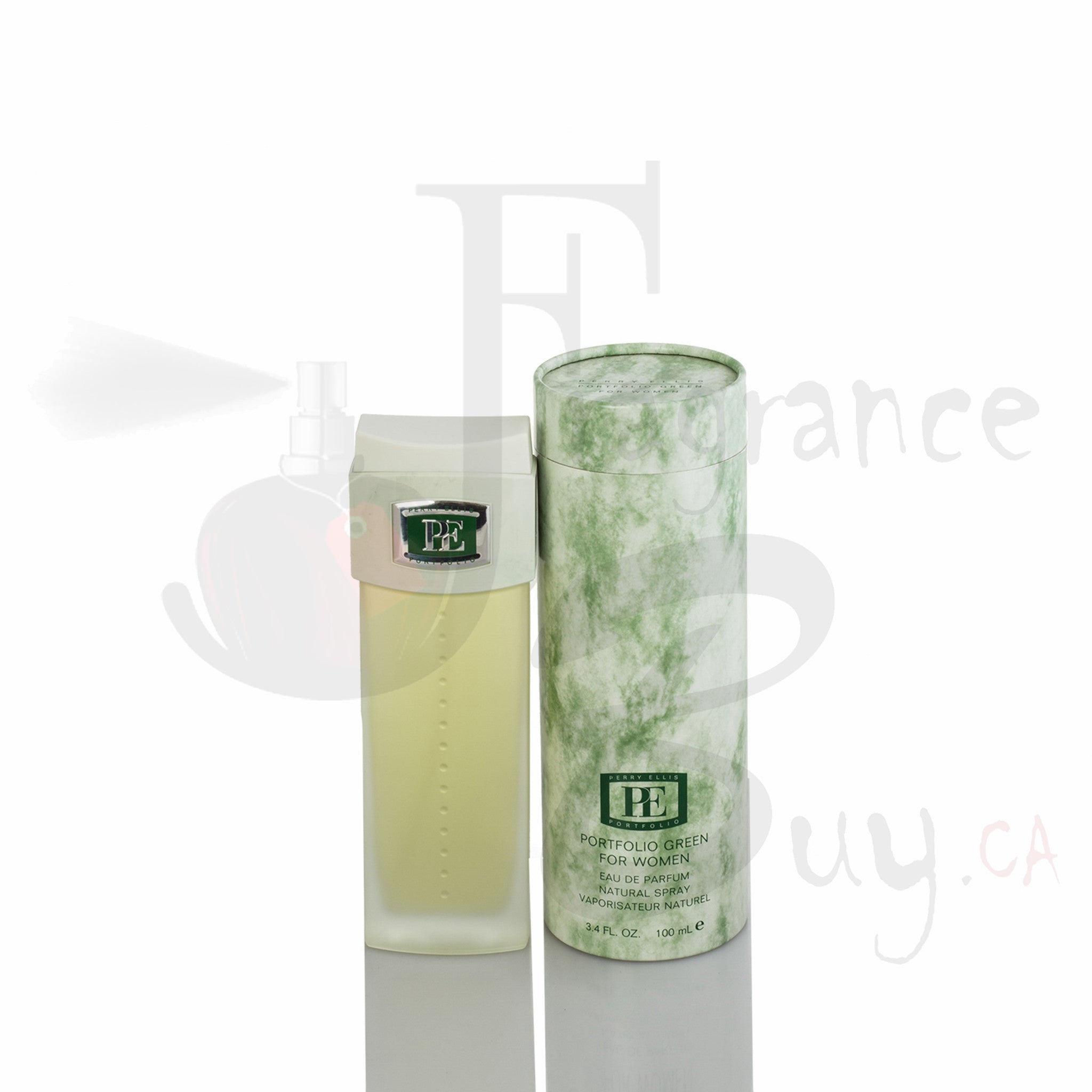 Perry Ellis PE Portfolio (Green) Tall For Woman
