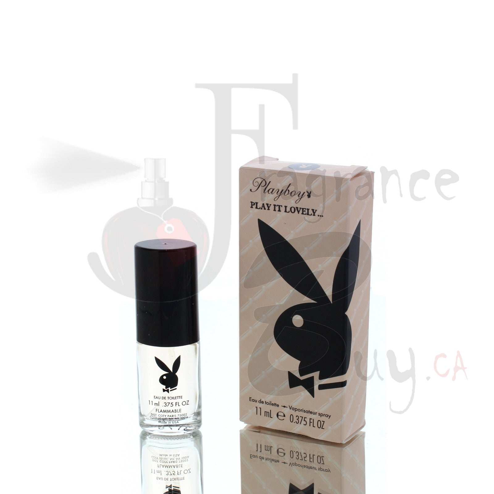 Playboy Play It Lovely Travel Pack for Woman