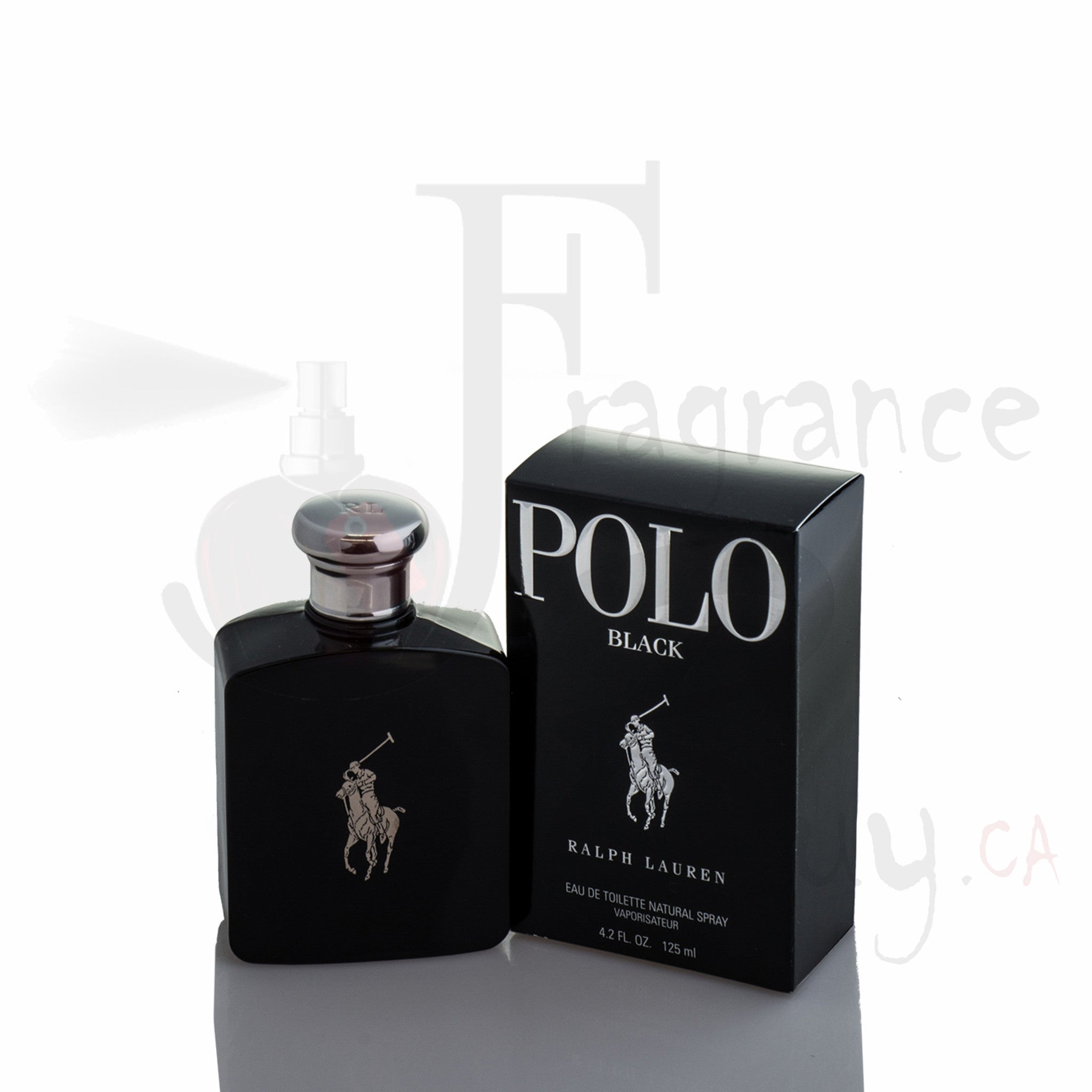 Ralph Lauren Polo Black For Man
