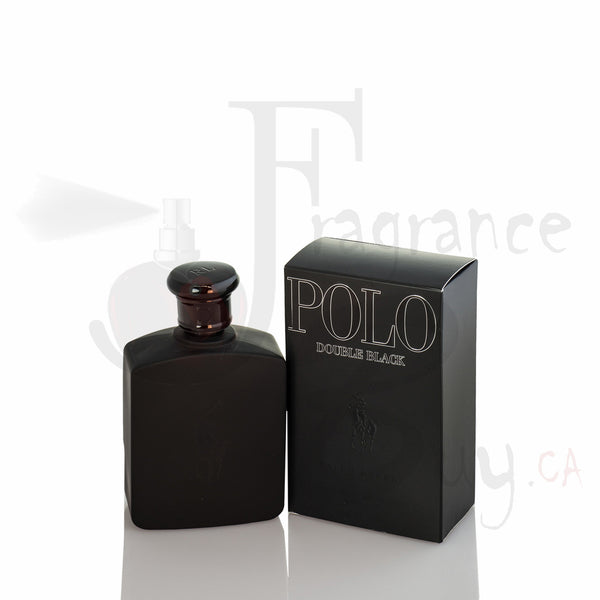 Ralph Lauren Polo Double Black For Man