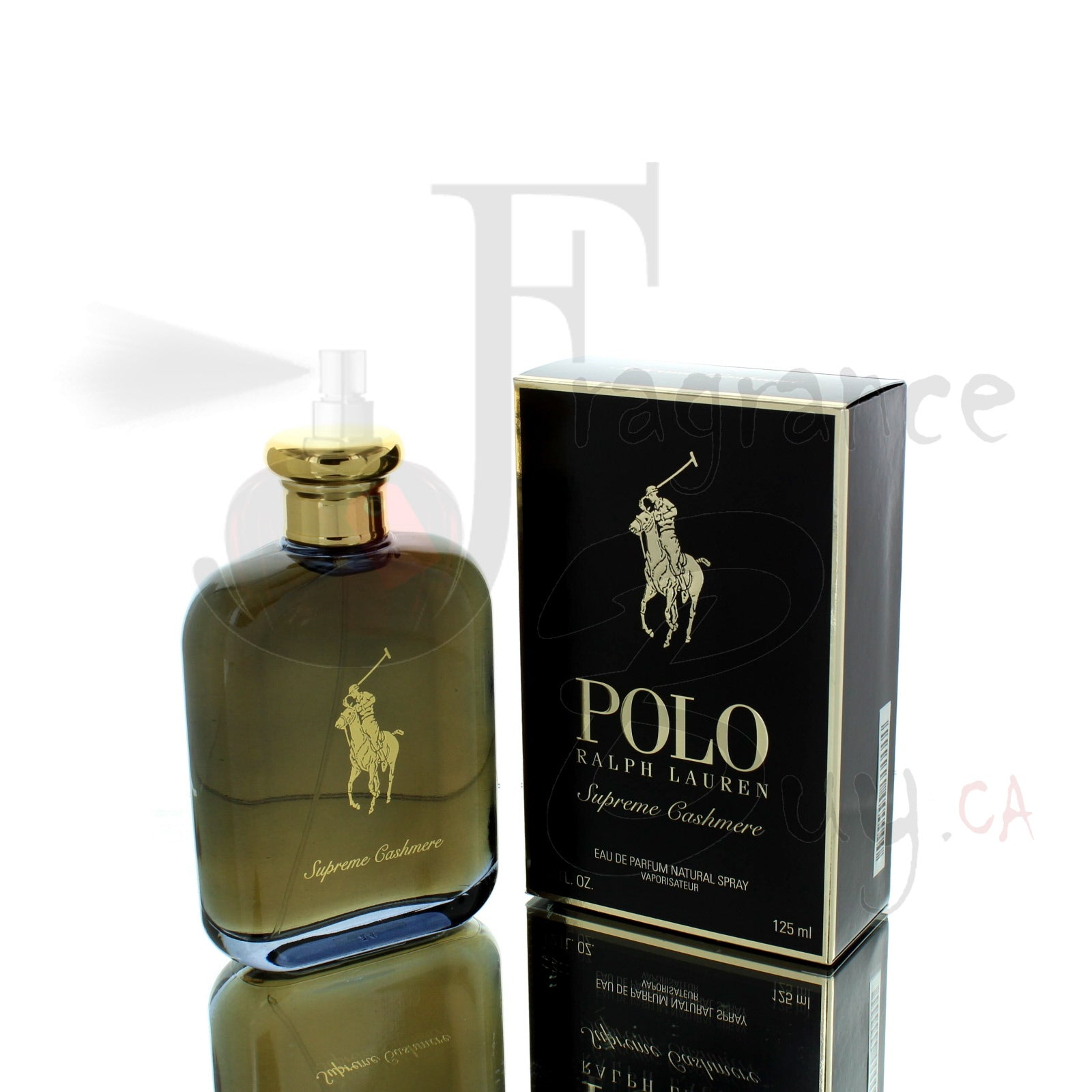 Ralph Lauren Polo Supreme Cashmere For Man