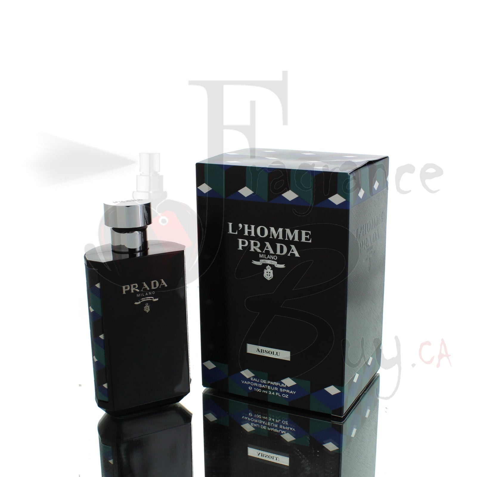 Prada L'Homme Absolu (2019) For Man