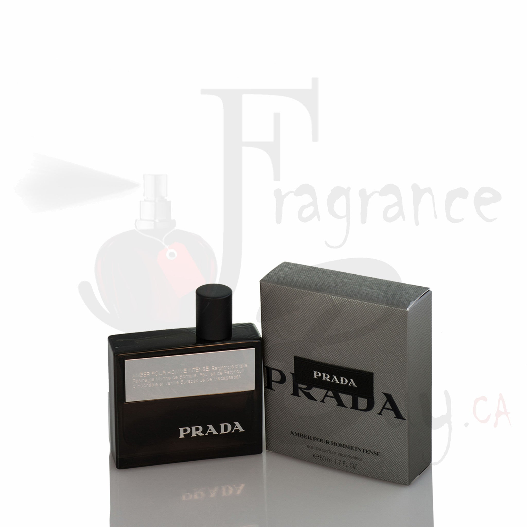 Prada Amber Intense For Man