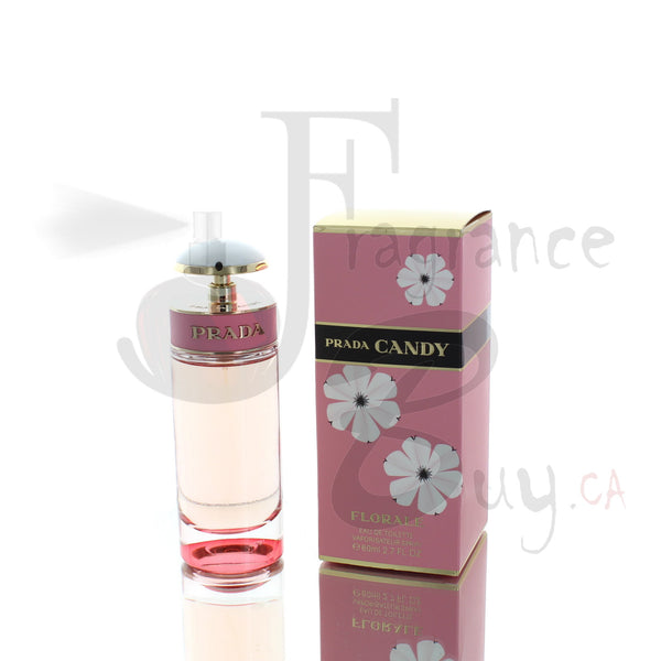 Prada Candy Florale For Woman