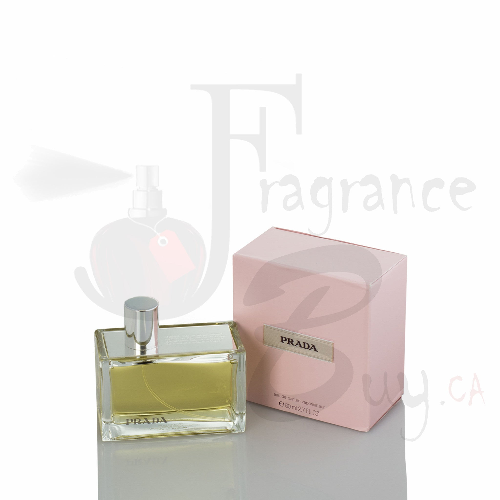 Prada Amber (Pink Box) For Woman