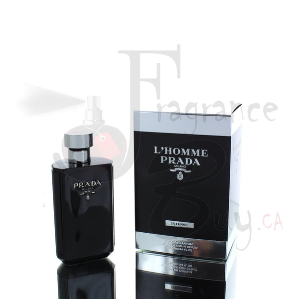 Prada L'homme Intense For Man
