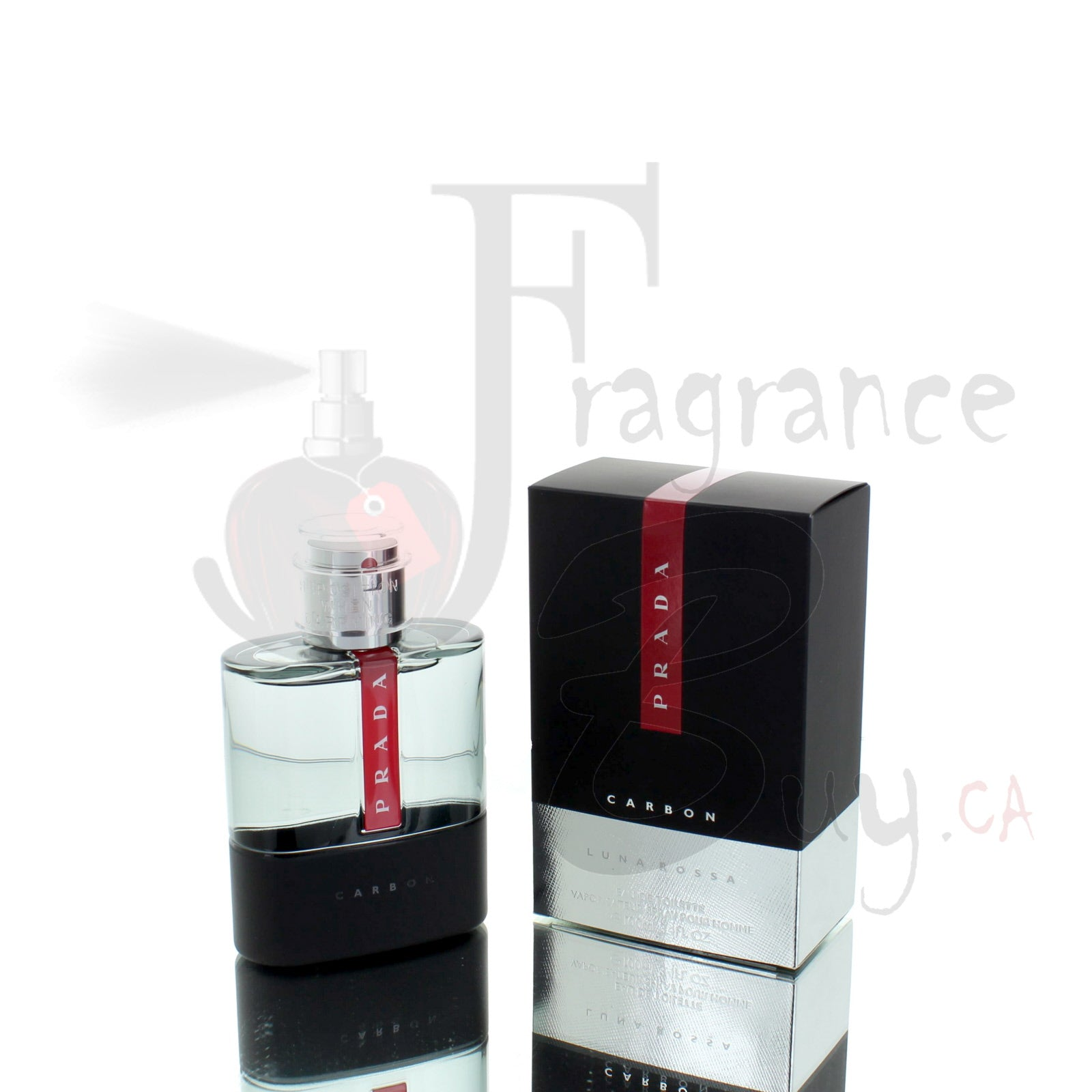 Prada Luna Rossa Carbon For Man