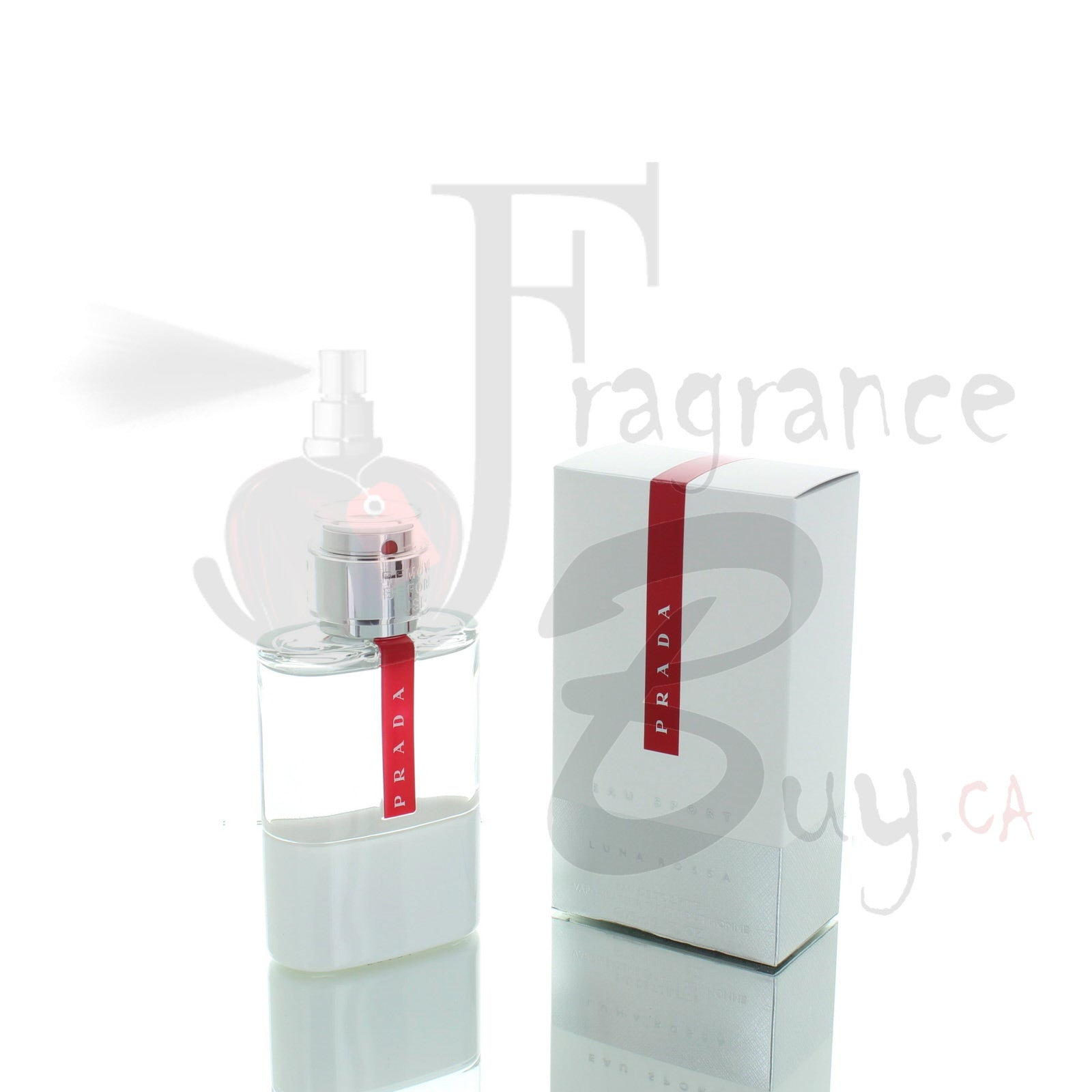 Prada Luna Rossa EAU Sport Edition For Man