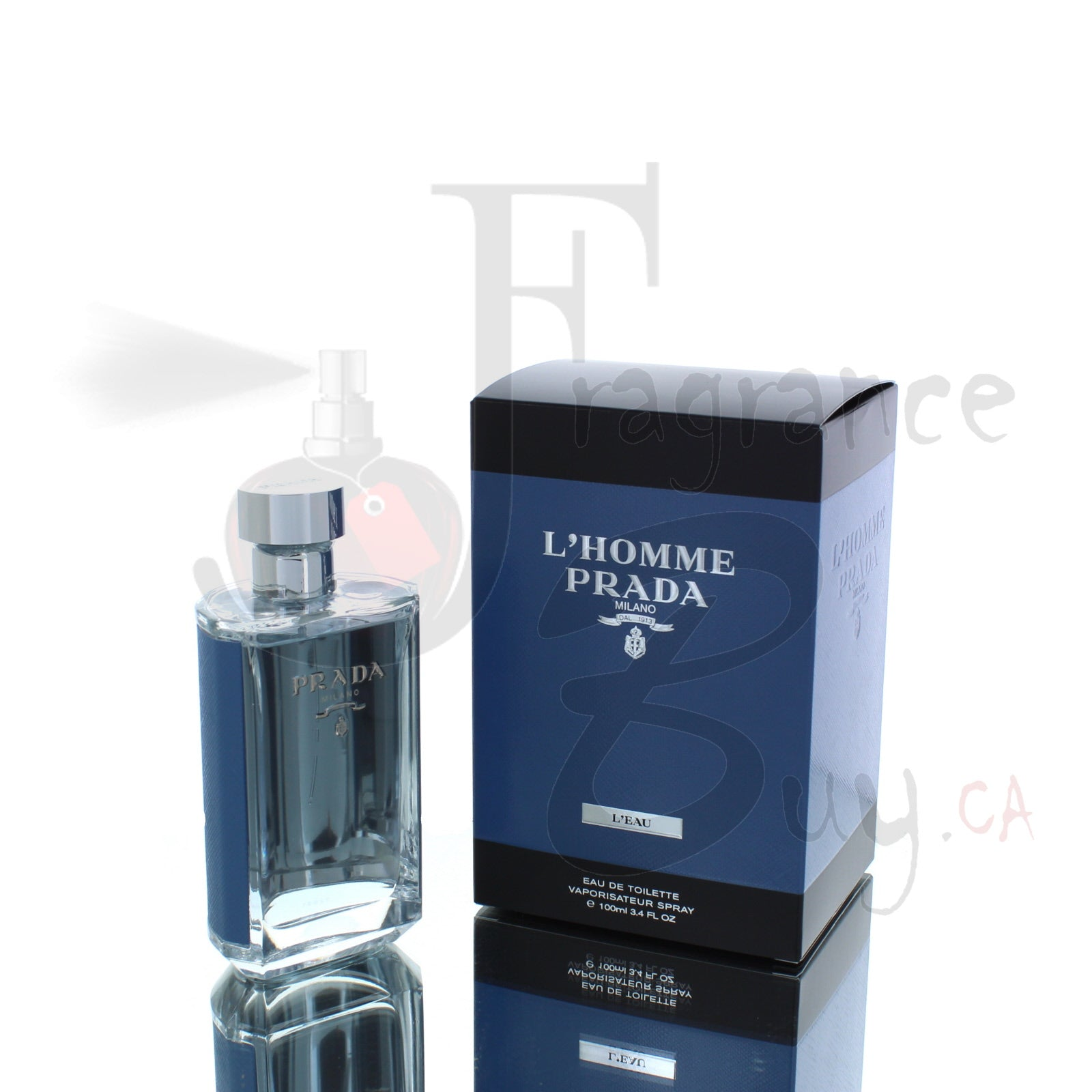 Prada L'homme L'eau For Man