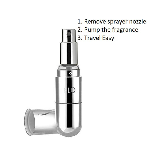 "FLO ""Pump To Fill"" Atomizer Accessory (Decanting Kit For Removable Sprayers)"