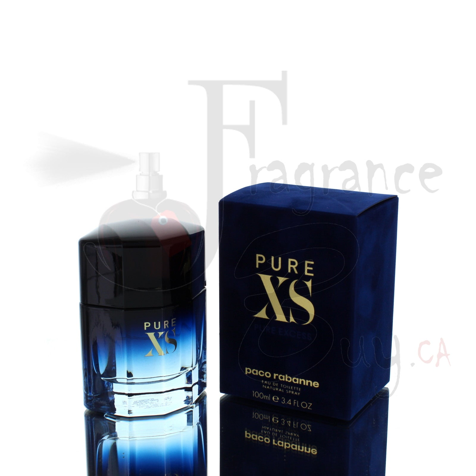 Paco Rabanne PURE XS (2017) For Man