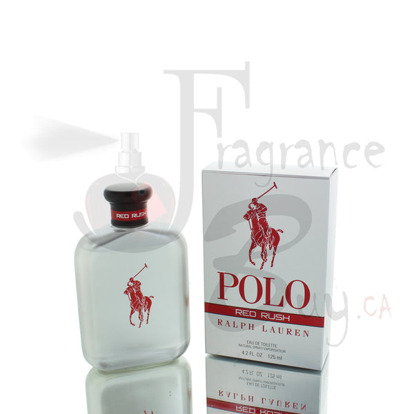 Ralph Lauren Polo Red Rush For Man