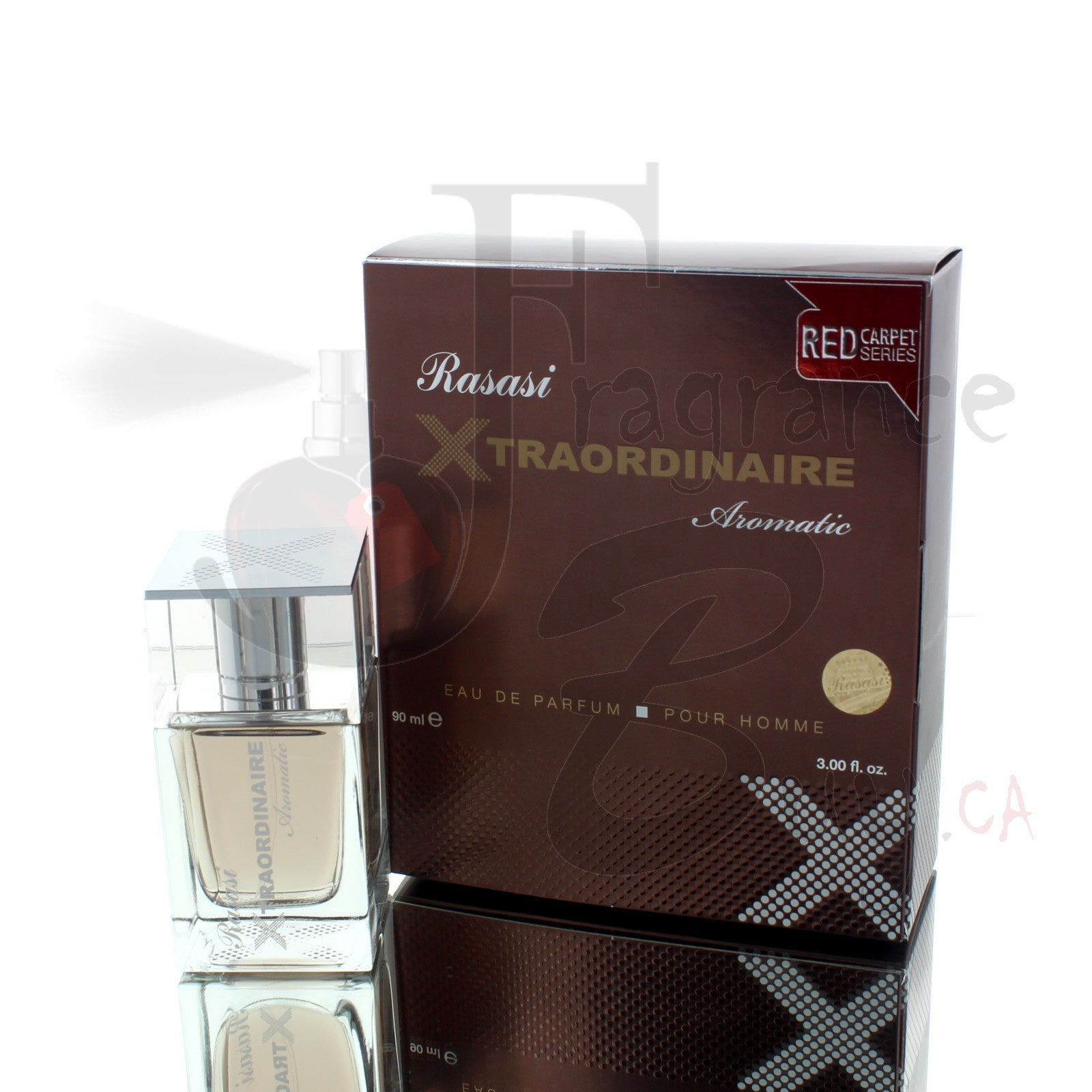 Rasasi Xtraordinaire Aromatic For Man