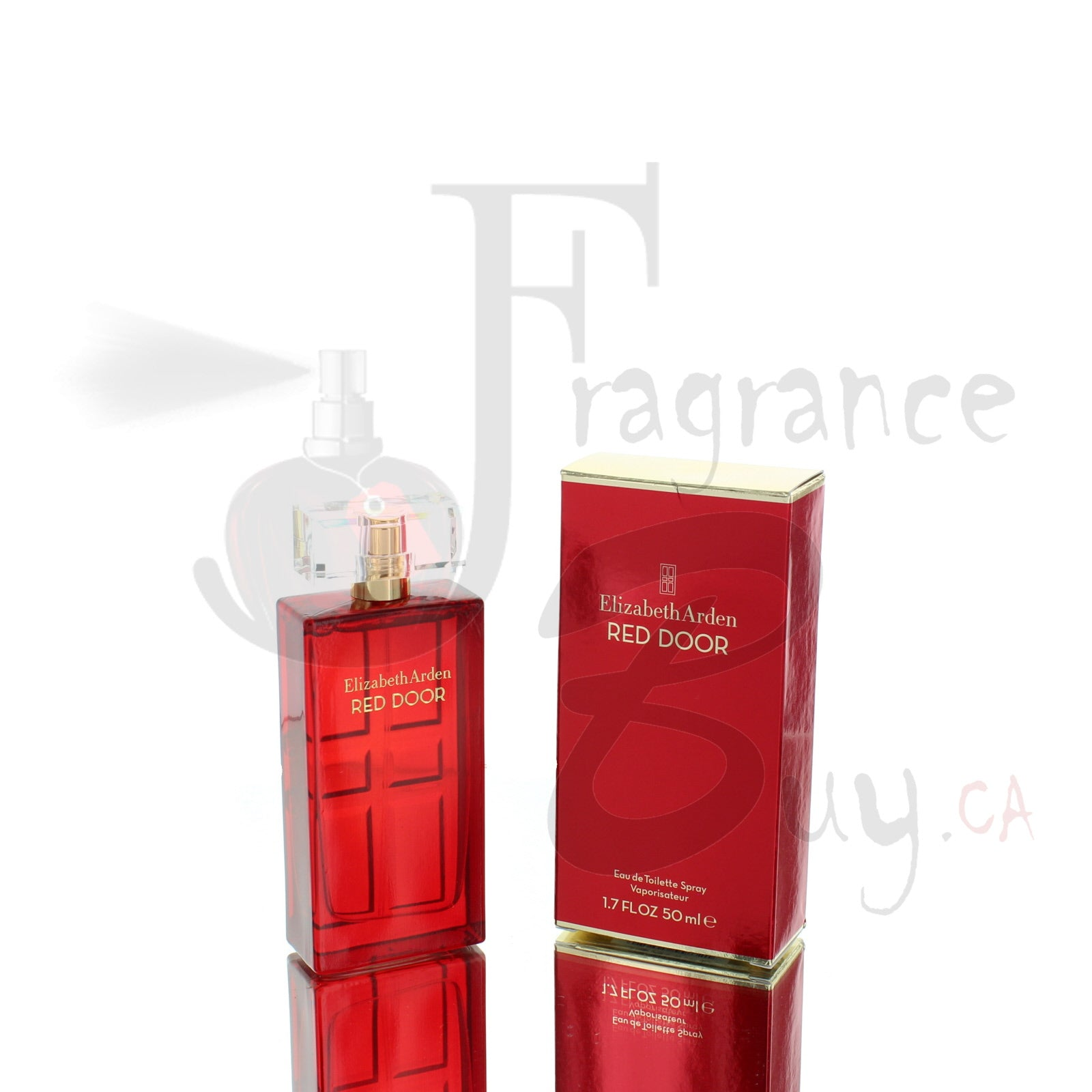 Elizabeth Arden Red Door For Woman