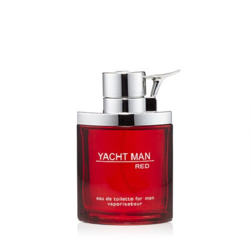 Yacht Man Red For Man