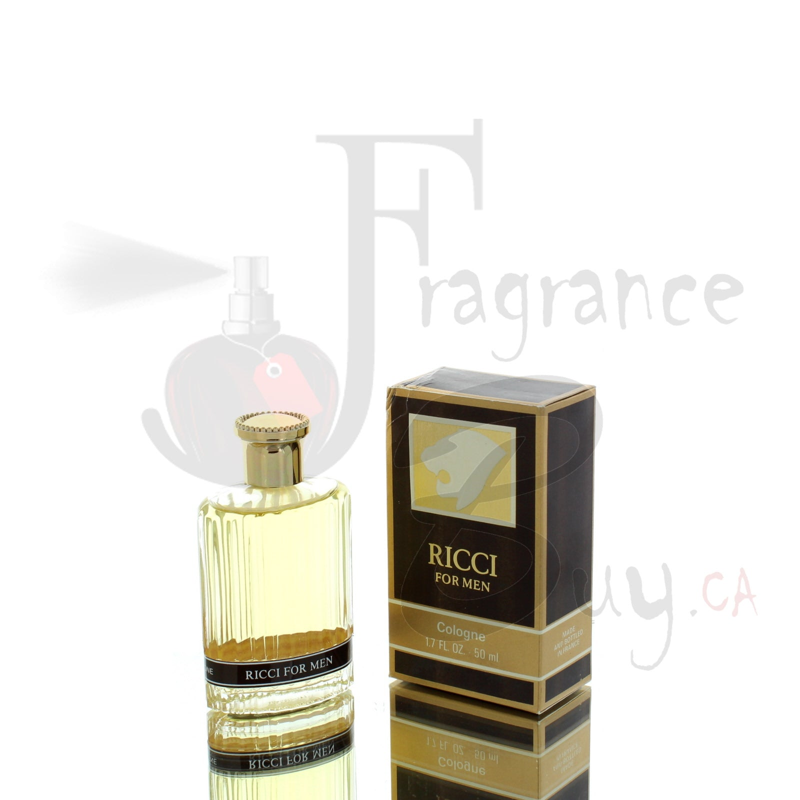 Ricci Cologne (Vintage Formulation) For Man