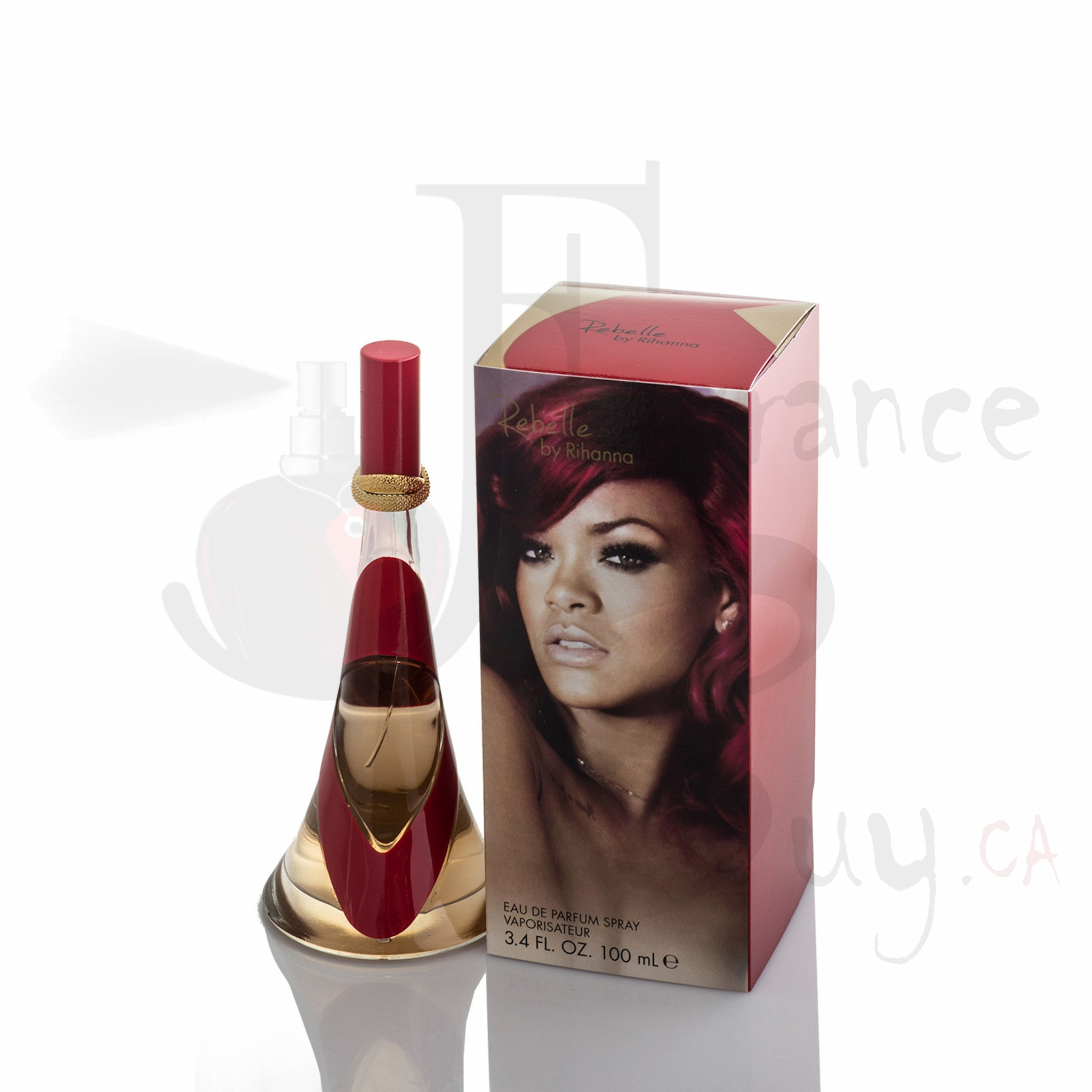Rihanna Rebelle (Red) For Woman