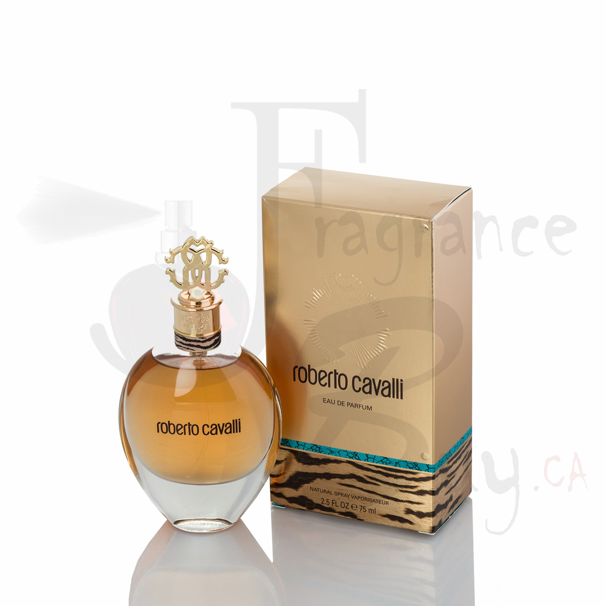 Roberty Cavalli New (Gold) For Woman