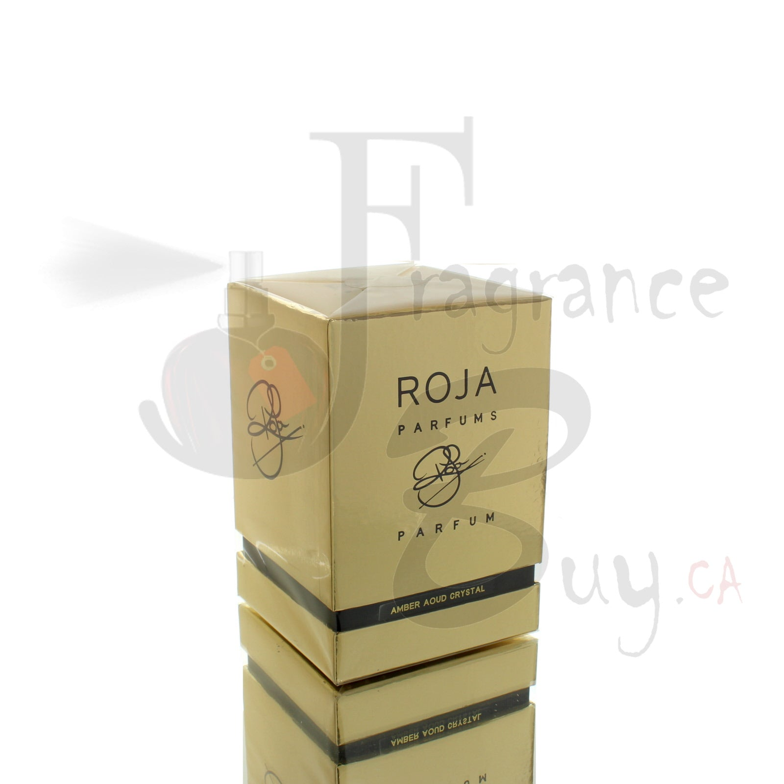 Roja Amber Aoud Crystal Edition For Man/Woman