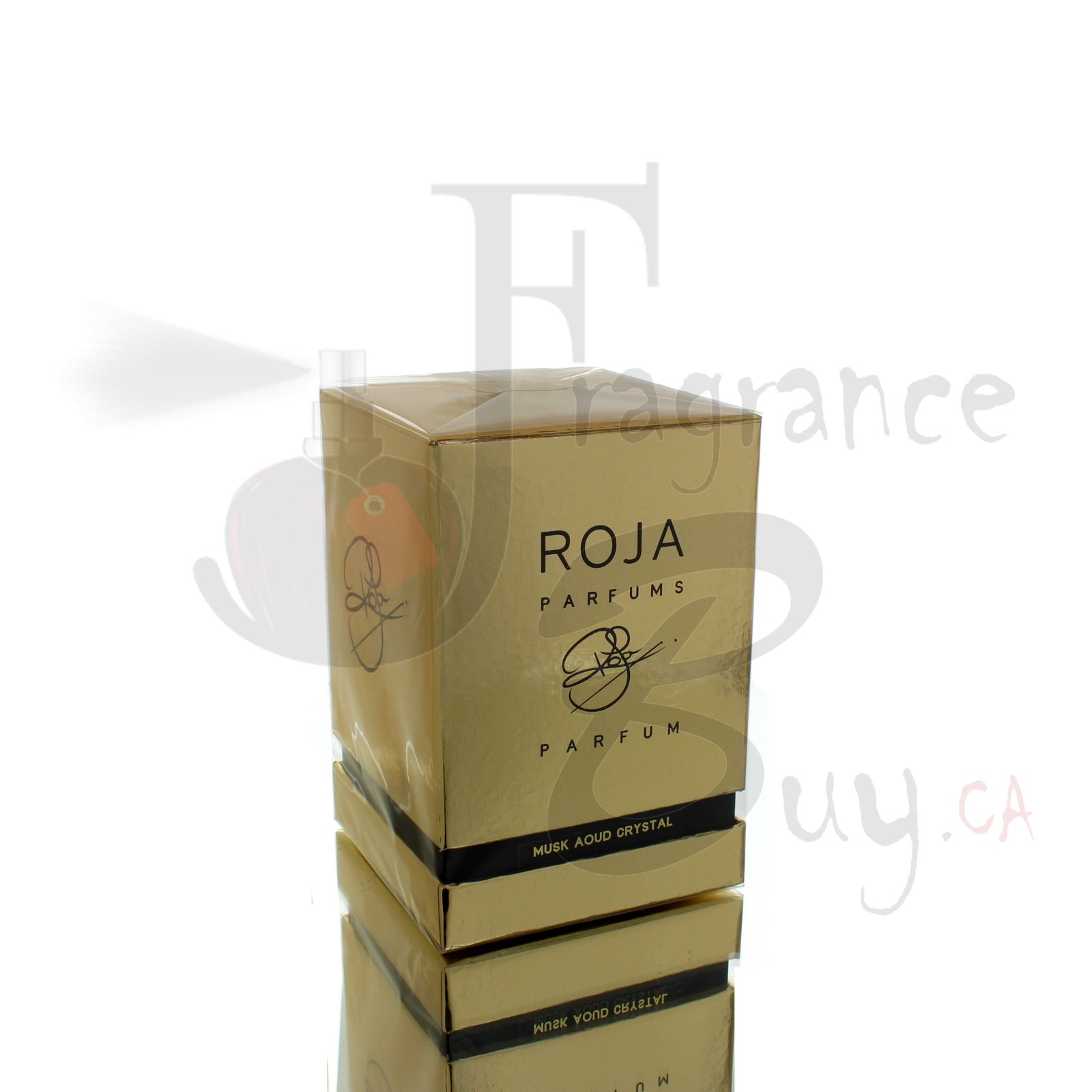 Roja Musk Aoud Crystal Edition For Man/Woman