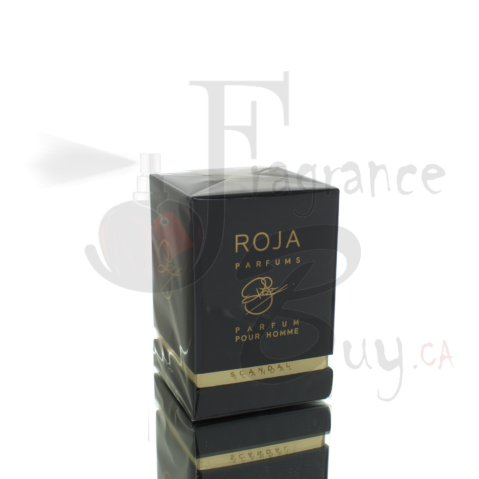 Roja Parfums Scandal Parfum Pour Homme For Man