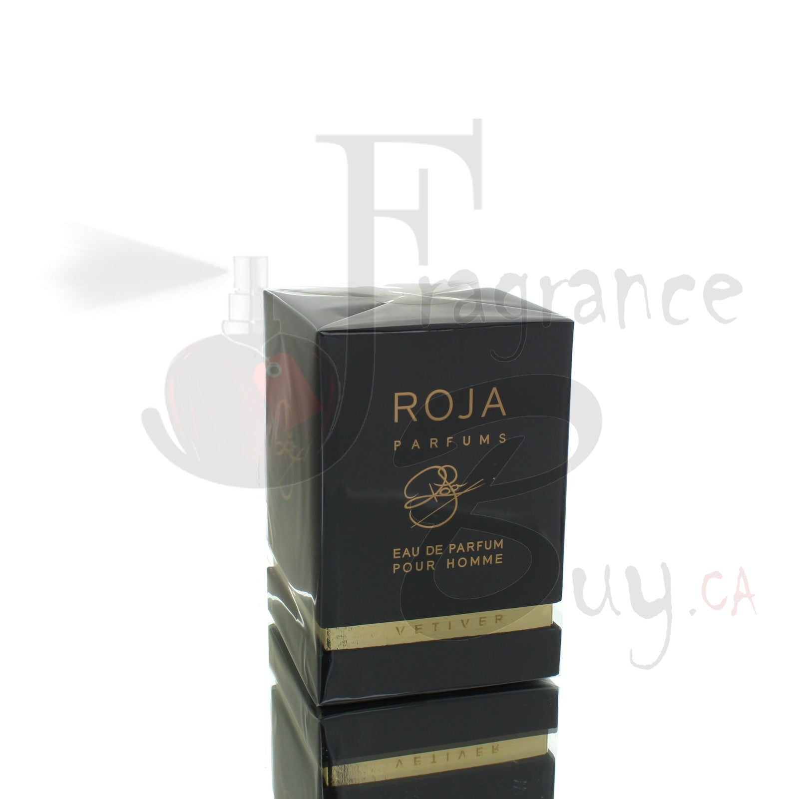 Roja Vetiver EDP For Man