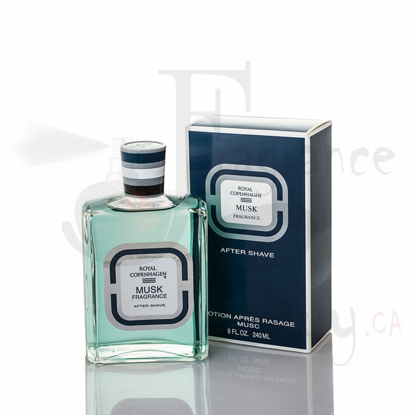 Royal Copenhagen Musk (Blue) Man After Shave