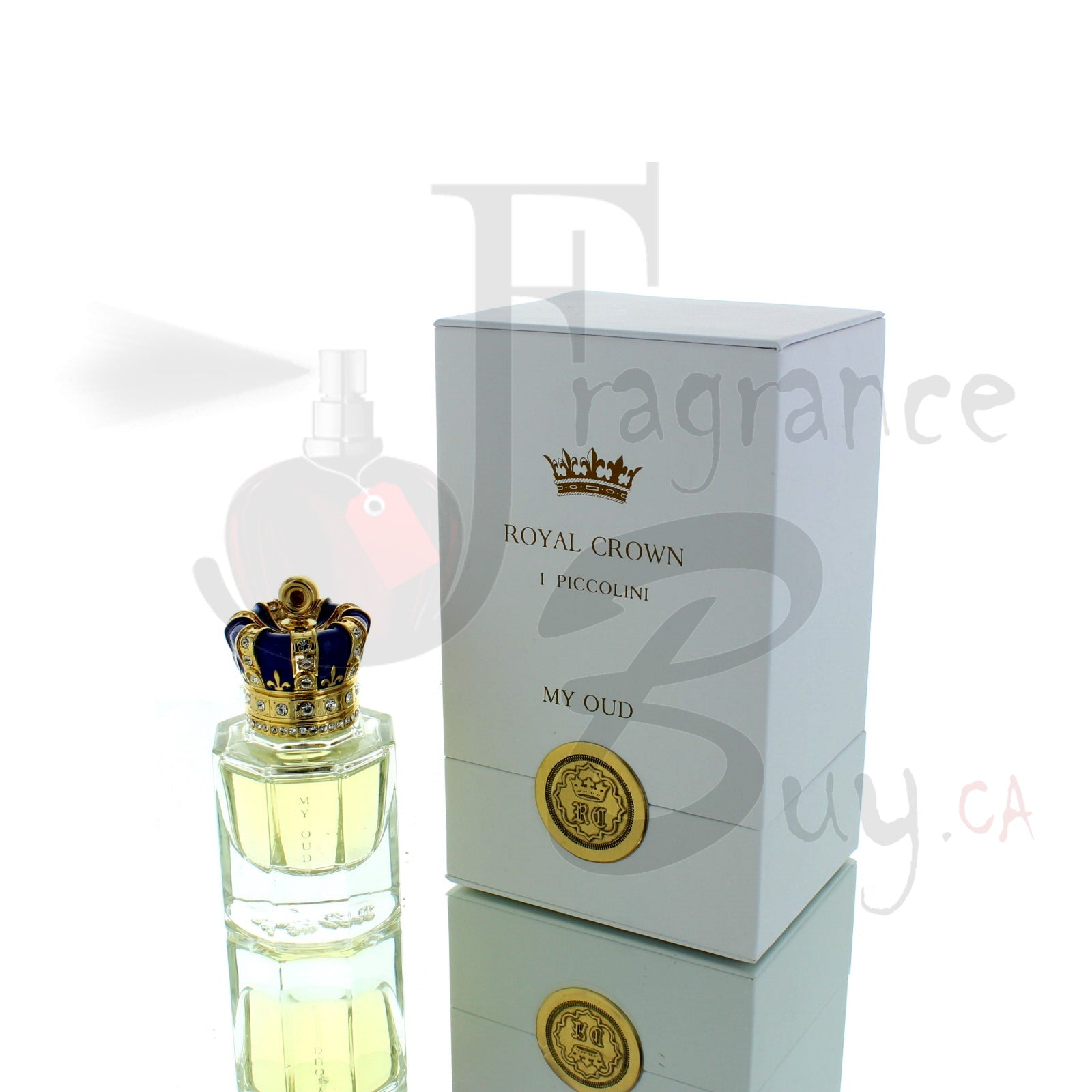 Royal Crown My Oud For Man