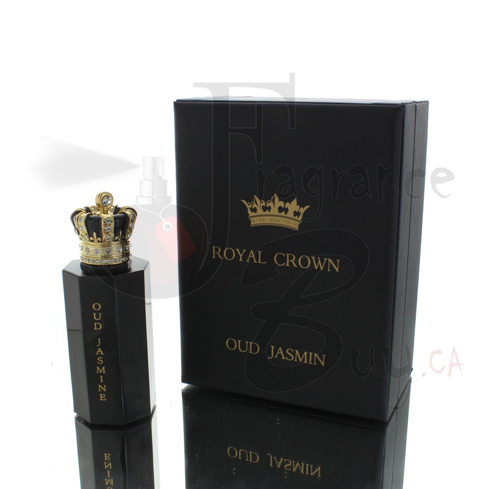 Royal Crown Oud Jasmine For Man/Woman