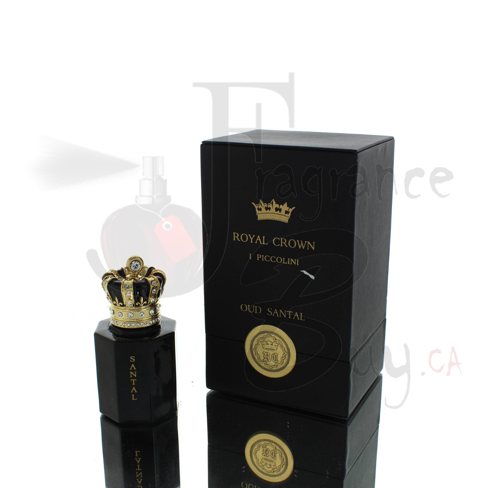 Royal Crown Oud Santal For Man/Woman