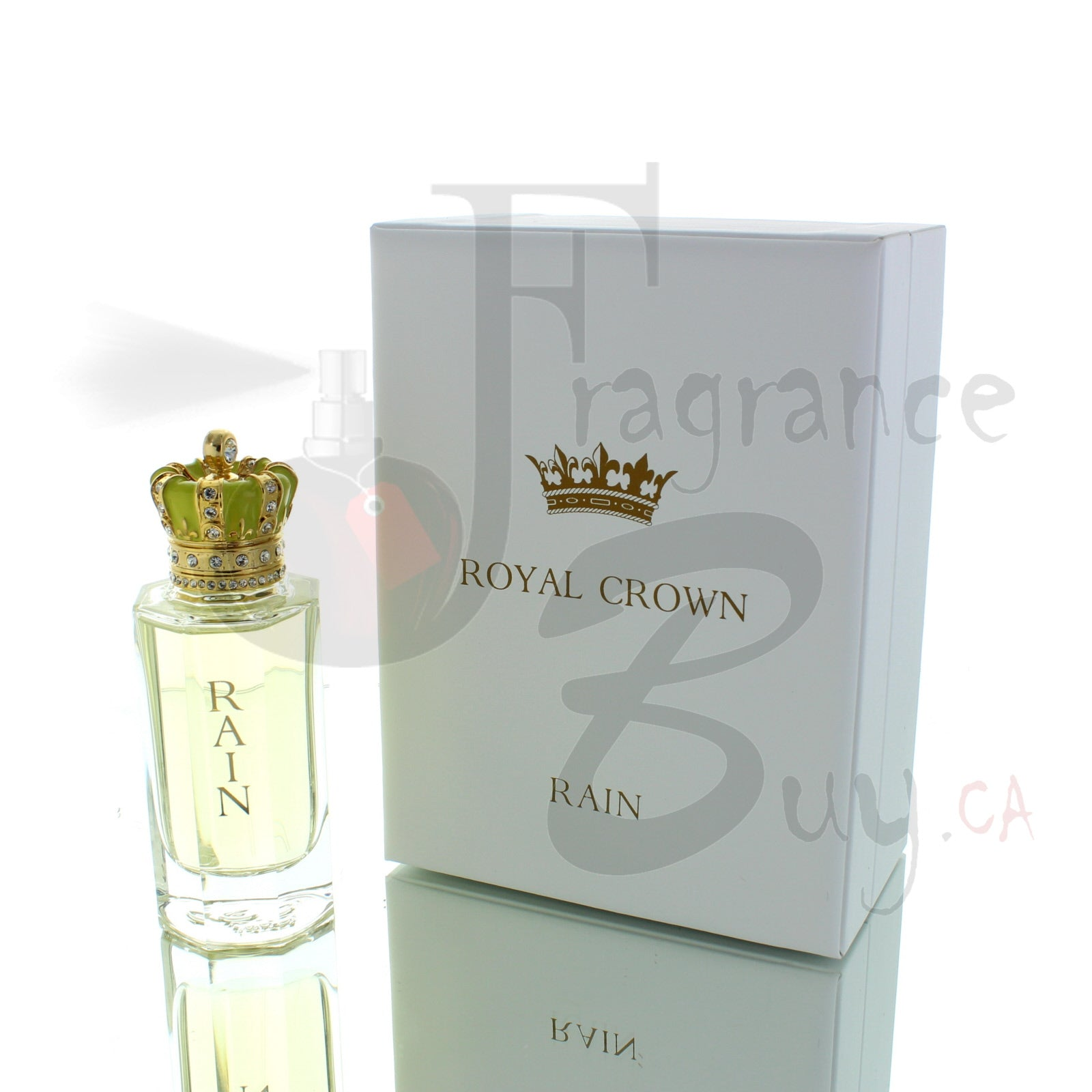 Royal Crown Rain For Man/Woman