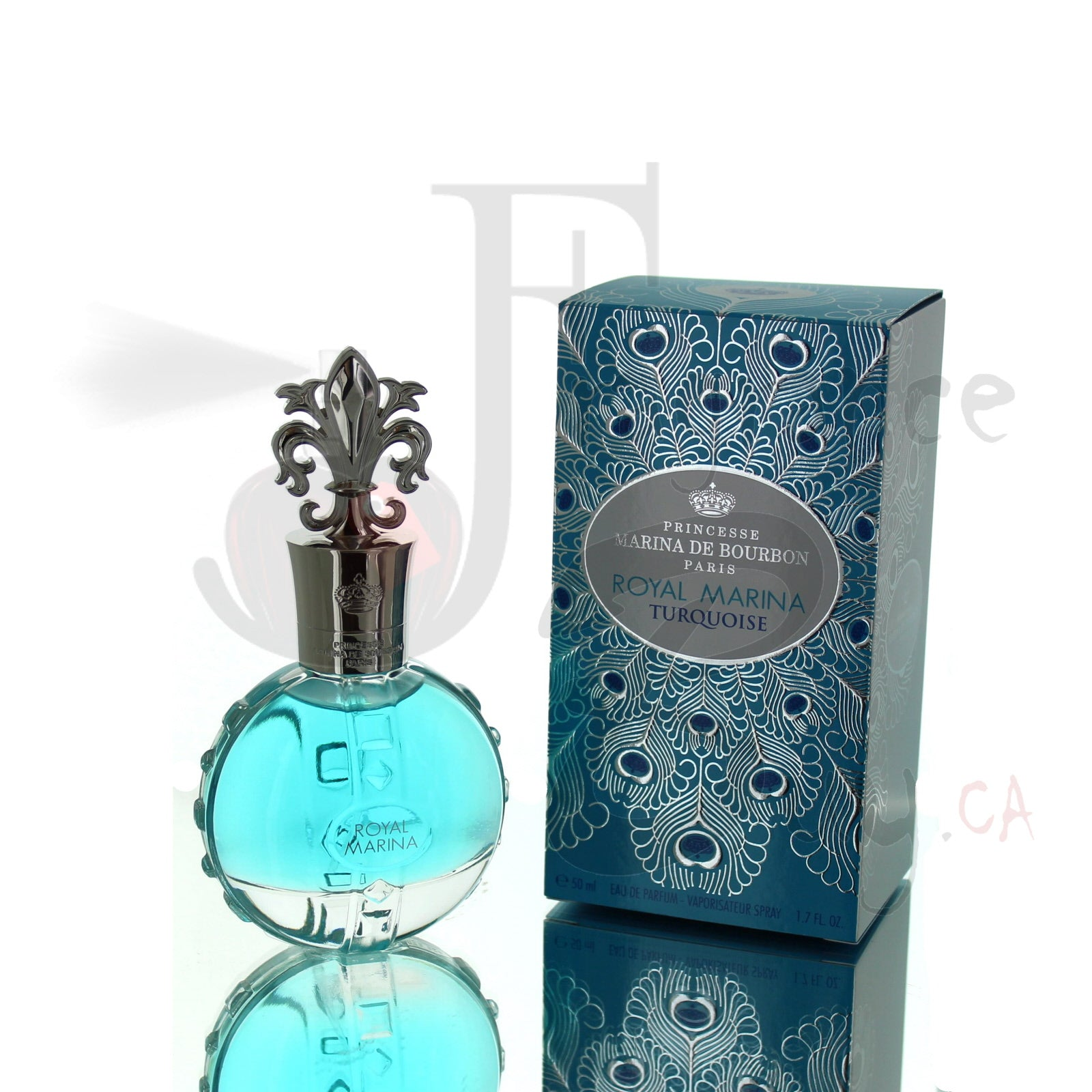 Marina De Bourbon Royal Marina Turquoise For Woman