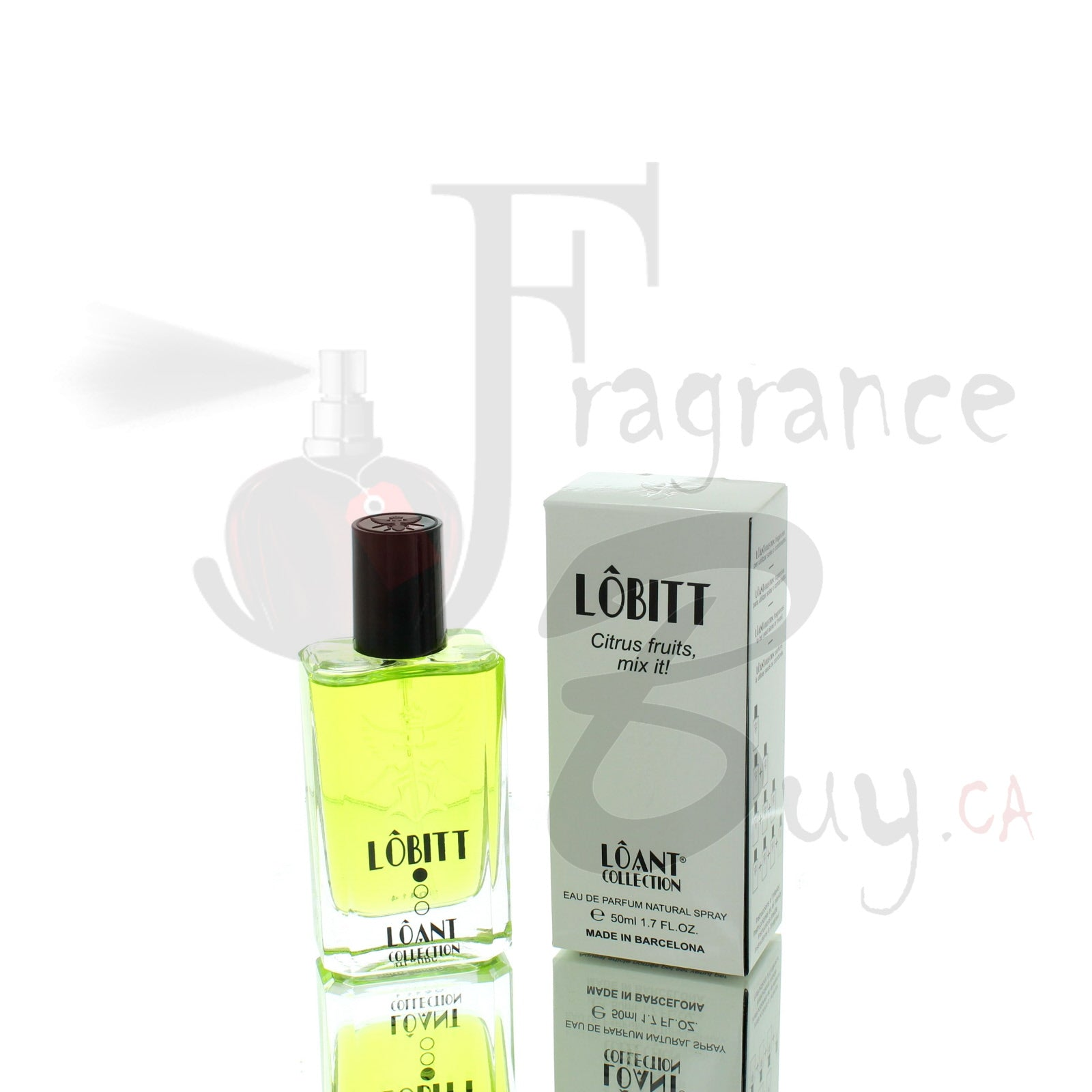 Santi Burgas Loant Collection Citrus Fruits For Man/Woman