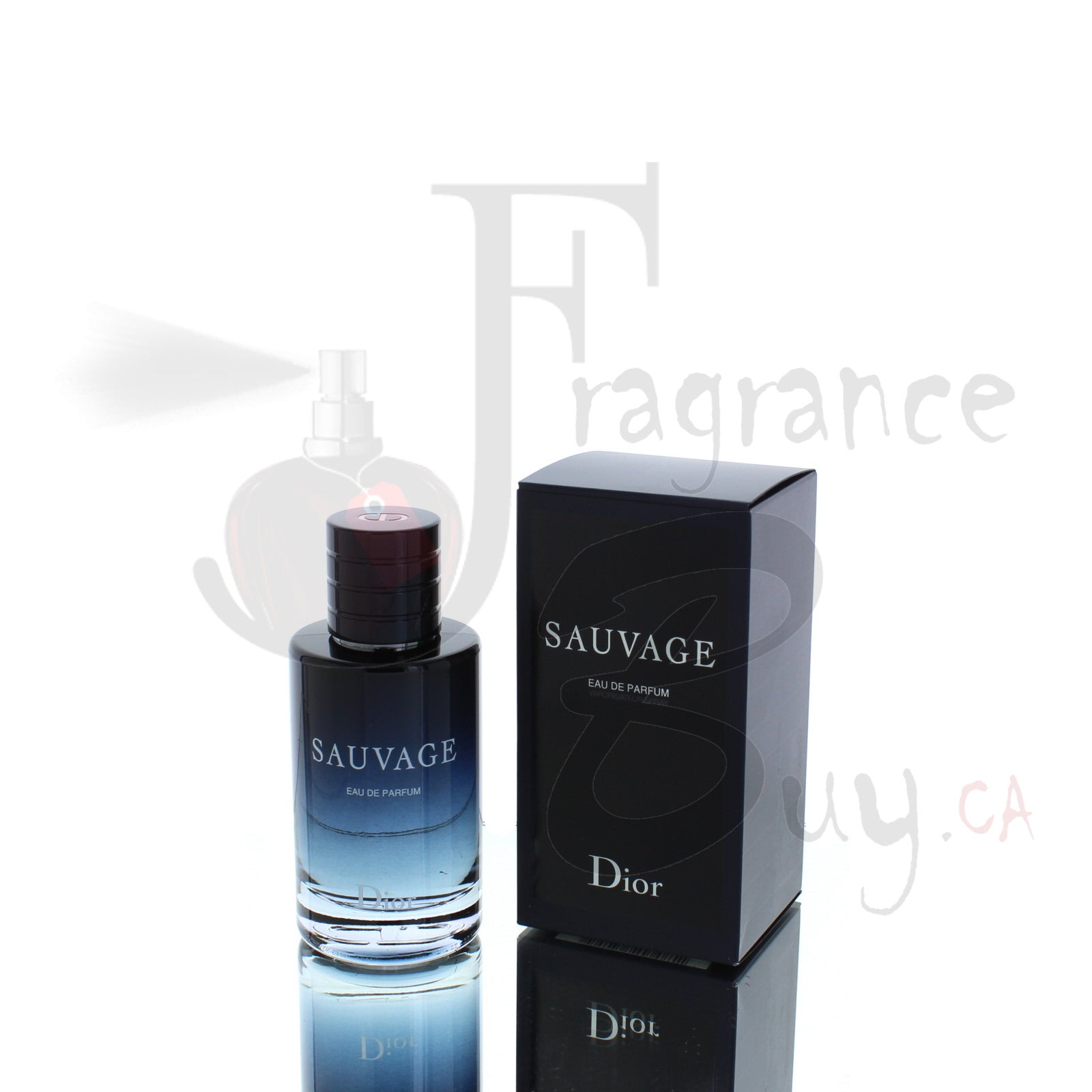 Sauvage by Christian Dior (Eau De Parfum Edition) For Man