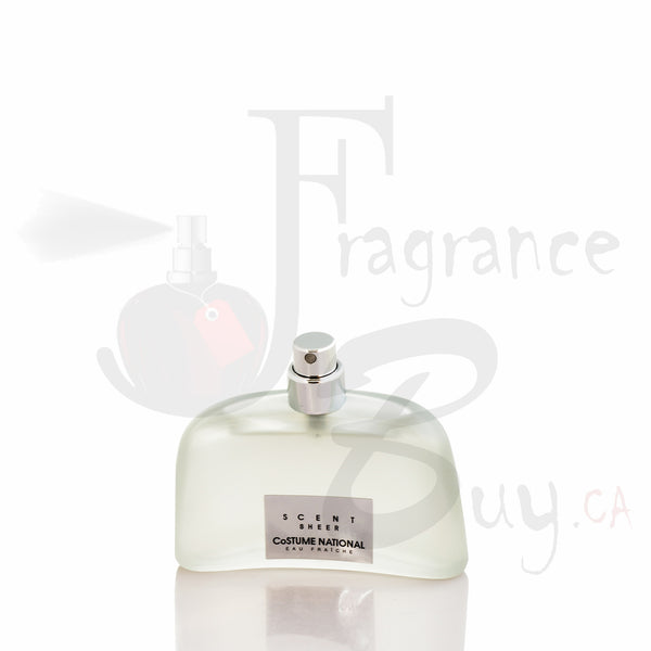 Costume National Scent Sheer For Woman
