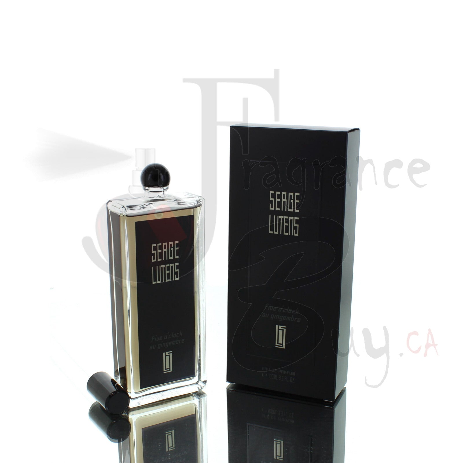 Serge Lutens Five O'clock Au Gingembre For Man/Woman