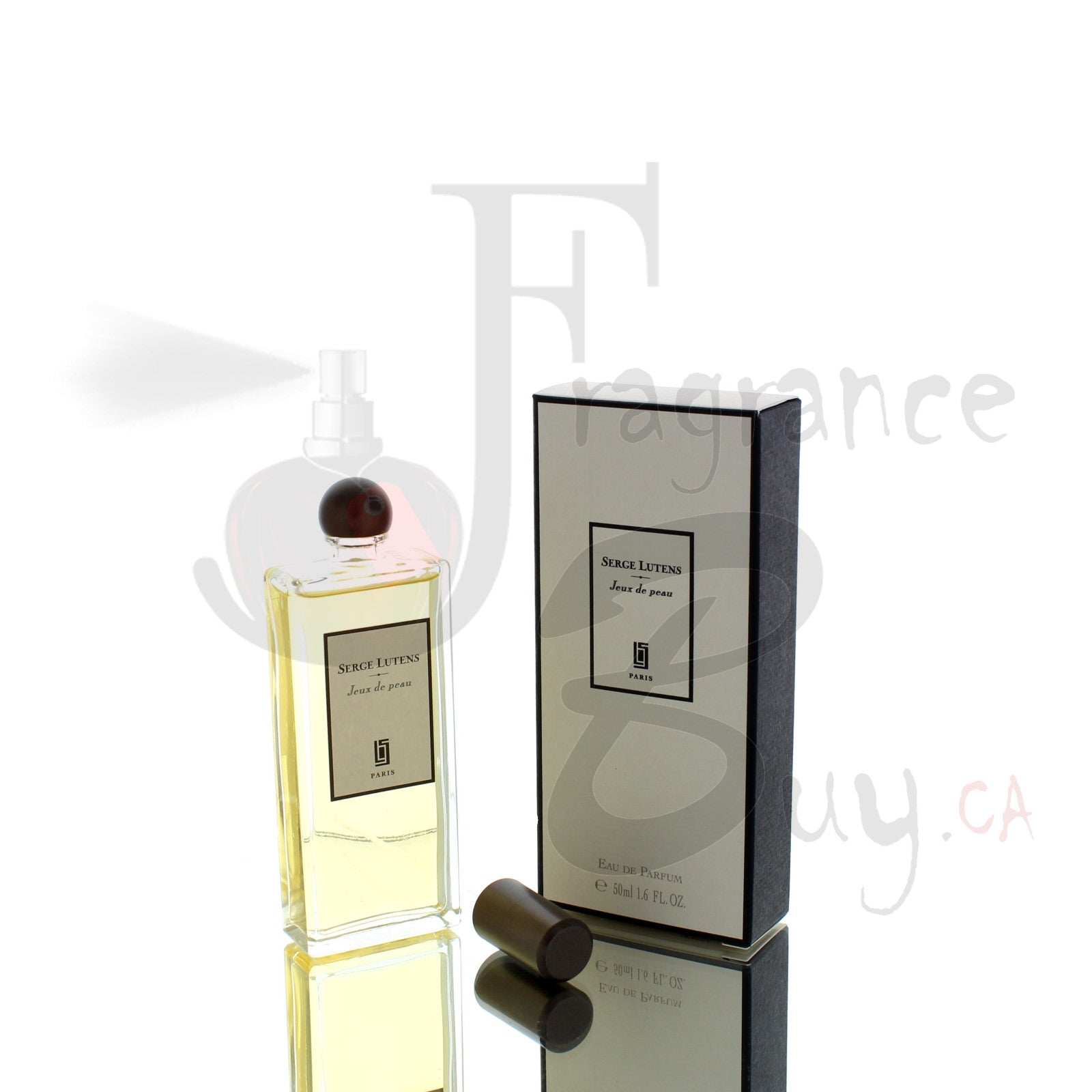 Serge Lutens Jeux de Peau For Man/Woman