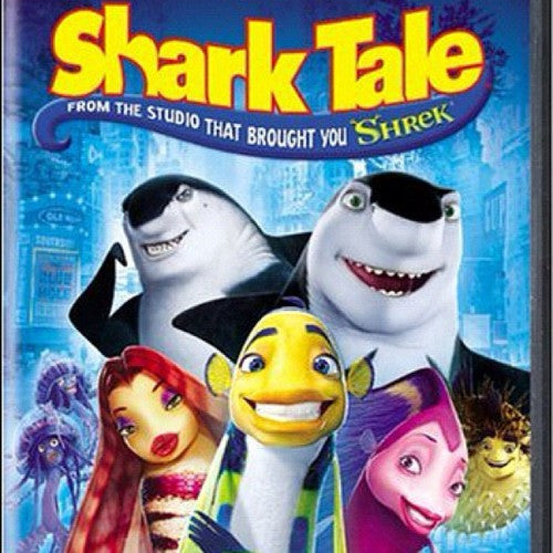 Shark Tale For Boys